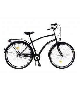 Rower 27,5 MTB IMPACT czarno-żółty